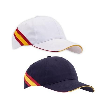 gorra bandera de españa iberia