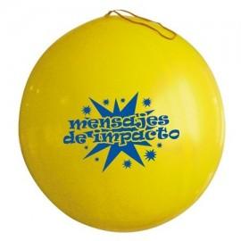 globos con logo 44 cm