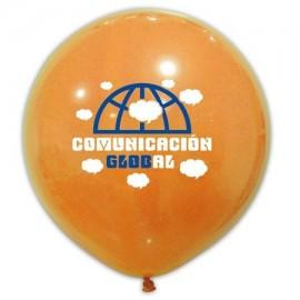 globos con logo 120 cm