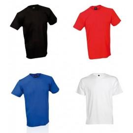 camiseta tecnica 100% poliester