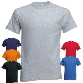 camiseta fruit of the loom original color