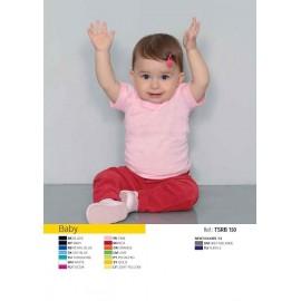 camisetas bebe jhk