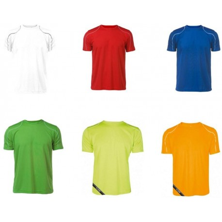 camiseta tecnica poliester axel desde 3,05 €
