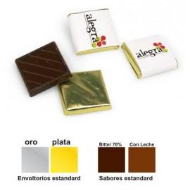 napolitana de chocolate personalizada