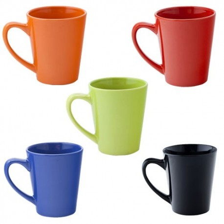 Tazas mug ceramica marlot tazas azules tazas negras tazas for Tazas grandes