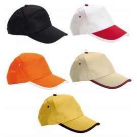 gorra 5 paneles boston