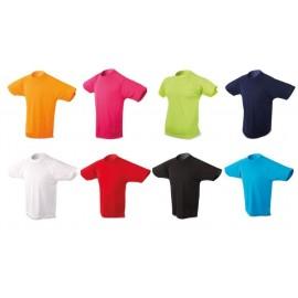 camiseta tecnica niño kid