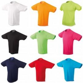 camiseta tecnica poliester emerson