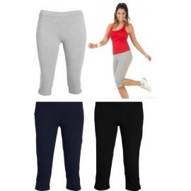malla deportiva mujer media pierna