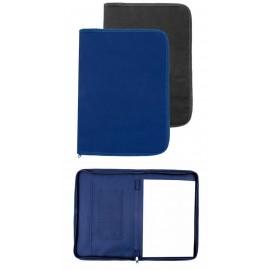 portafolios microfibra zipper