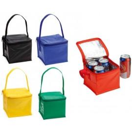 bolsa playa cuatro latas