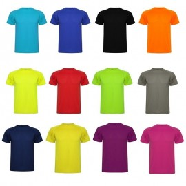 camiseta tecnica de niño