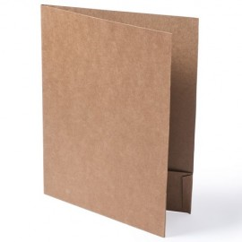 Carpeta cartón reciclado economica