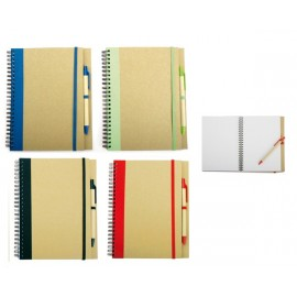 cuaderno A5 recikla