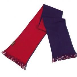 bufanda reversible pertegaz coty roja